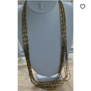 *NEW* Liquid Gold Necklace